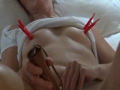 3 orgasms masturbation