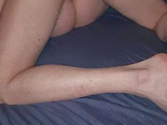 My bbw Wife have sex with another guy