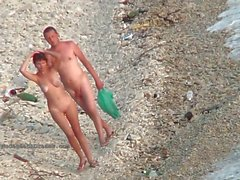 Kinky videos from real nudist beaches