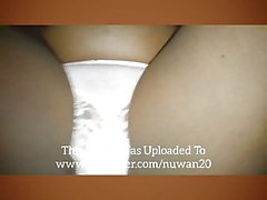 Sri Lankan Bbw Panty Ass Flash With Shaved Pussy