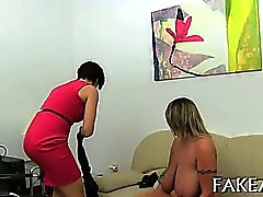 Lusty gratifying with sexy beautiful chicks