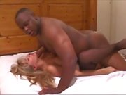 Hubby Calls During BBC Threesome