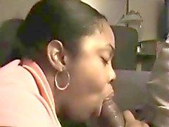 Ebony Oral Swallow - negrofloripa