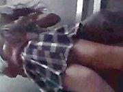 School Girl Abused In Elevator Part 1