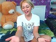 Horny Cam Girl Web Show 2015.05.21-2