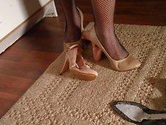 Betty abusing heels