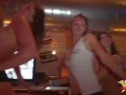 Amazing Blonde Slut Gets Naked on Spring Break P2