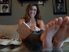 Sexy Asian naked foot fetish action Amateur from biz