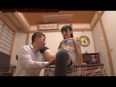 good fuck for teen japanese girl durring dinner
