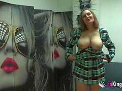 Nuria is back to be drilled by Coto's big cock!