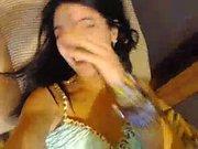Ftv girl Valentina sexy brunette babe toying pussy to orgasm