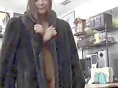 One cute exotic beauty walked in and fuck for money