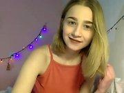 amateur shy jane fingering herself on live webcam