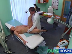 FakeHospital Stunning blonde wants doctors cock