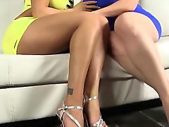 naughty-hotties - Two amazing lesbian asses