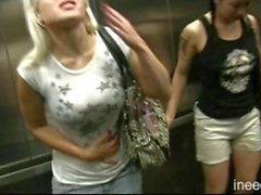 Girls peeing their pants & tight jeans 24
