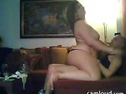 Webcam MILF blowjob party