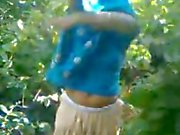 Indian Odisha village girl fucked outside hardcore wow