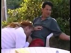 Making love in front of their frie Melaine from dates25com