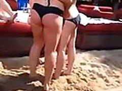 Hot Milf Bikini Butt