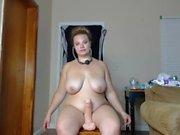 Sexy Chubby Camgirl