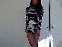 Sexy Ebony Masturbation 888camgirls,com