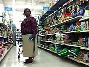 Bbw shopping Tiesha from 1fuckdatecom