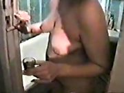 Vintage Amateur Blowjob Cum in Mouth