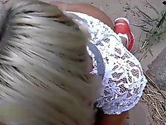 naughty-hotties - bavarian hottie the beach quickie (als