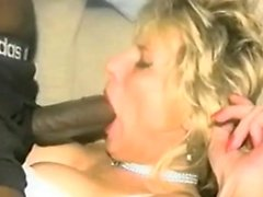 Beauty firl fuck with black man