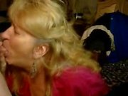 Queenmilf Takes A load on Her Face 2015 pt2
