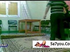 Tunisian Slut With Dad
