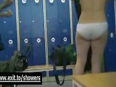 group amateur milfs nude in dressing room