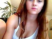 hot chick masturbates on webcam 30