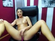 Hot Teen Sidra On Solo Masturbation