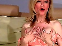 FetishNetwork Nina teaches jerking off