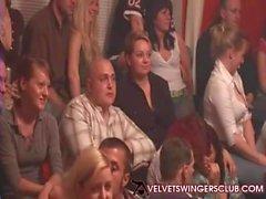 Velvet Swingers Club Amateur couples weekend bash