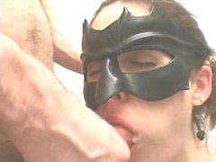 Secret Slut Redemption BALL DRAINING Facial
