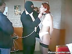 Nasty kinky redhead MILF slut part6