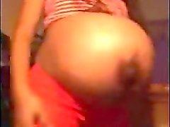 Very Pregnant Jade