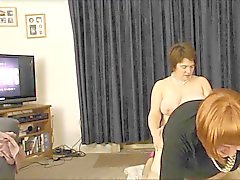 sissy hubby fucked by wife