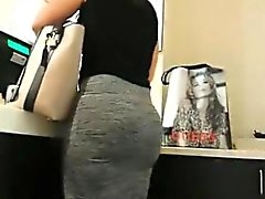 Milf with butt that is excellent