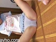 My cute little girl masturbate P2