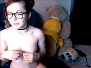 19yo cute girl live streaming webcam
