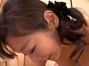 Airi Suzumura sexy amateur milf in Asian hardcore
