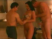 Hubby Shares Horny Wife with Friends