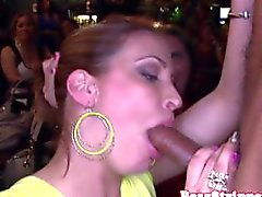 My ex wife caught sucking dick during party