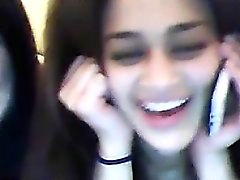 Cute Lesbians Having Fun