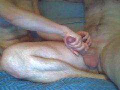 Bavaria, Germany couple webcam sex and mutual masturbation
