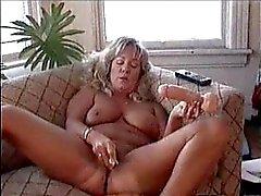 andra june masterbates to lesbian porn